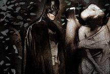 Dibujantes de Comic'c DC y Marvel