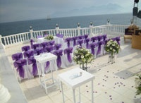 Turkey Destination Weddings / Turkey makes a fabulous wedding destination. Blue seas, pretty coves and plenty of sandy beaches make it a great alternative to more traditional wedding locations abroad.  http://marryabroad.co.uk/weddings-in-turkey.shtml / by Marry Abroad