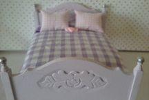 dolls house bedrooms