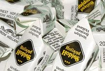 Geur en smaak associaties / Veel bieren hebben een diversiteit aan geuren en smaken variërend van moutig & hoppig tot fruitig & rokerig.