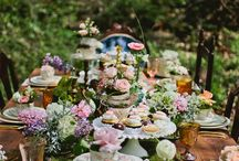 Afternoon Tea Inspiration - Lady Friday Events