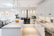 kitchen lighting / by Alison Hannagan