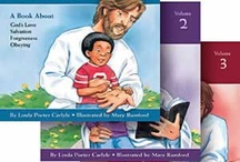 Books for children, parents and CM leaders