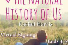 Author Rachel Harris