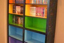 okul kütüphane