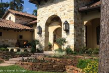 Santa Barbara Gas Lanterns / Santa Barbara Gas Lanterns by Sheryl Stringer, These gas lights are perfect for contemporary, traditional, transitional and Tuscan style projects.
