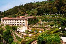 Belmond Villa San Michele, Fiesole / Luxury in the hills overlooking Florence: http://www.italytraveller.com/en/z/villa-san-michele #ItalyTraveller