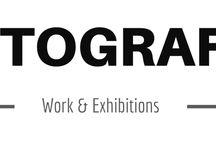Fotografia - Work & Exhibitions / Lavori eseguiti per aziende, persone, a scopo personale e mostre collettive e personali.