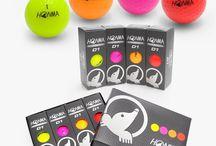 HONMA D1 Golf Balls Muti Color 1 Dozen (12Balls) #