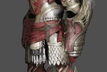 warrior,knight, etc
