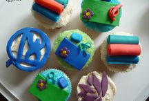cake ideas / by Michelle Warden