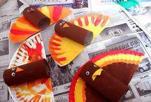 Thanksgiving / by Vanessa Lira-Kubicz