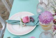 wedding decor / esküvő dekoráció