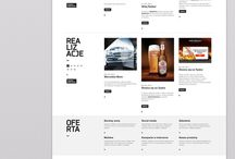 Webdesign / in this section you can find some good projects