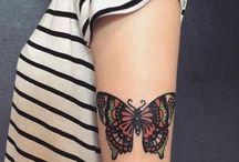Locais para tattoos