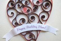 Paper Quilling / by Rita Poteat