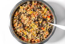 quinoa meals
