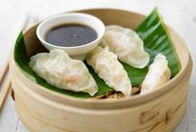 Dim Sum Recipes / by Cassie Clarke