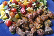 Recipes (healthy) / by Meadow Manley