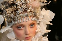 wigs / Artistic headdresses, hat, ornamental
