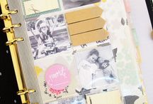 journaling / scrapbooking / by Becca Aaker