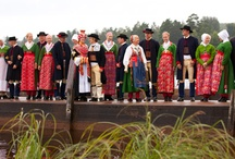 Folk costumes
