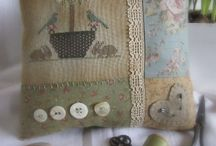 cozy night projects / by Tiffany Wall