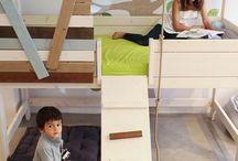 Habitaciones niña