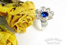 Biżuteria srebrna. / Srebrna biżuteria wykona ręcznie.