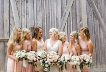 Spring Wedding Ideas / All the inspiration you could eve need to plan the perfect Spring Wedding!