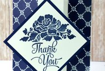 floral boutique   stampin up