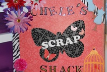 Chele's Scrap Shack  / by Michele Dye-Thompson-Yates
