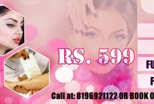 Beauty Services offers