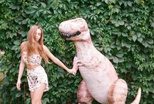 Dinosaurios, Rawr.