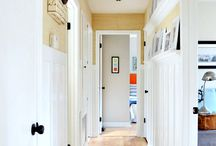 Hallway / by Julie Bettwy