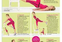 Fitness / by Jenna Blackwell