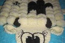 Pompom de lã