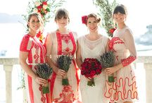 Bridal Party / by Amy Jameson