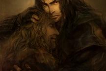 Fili, Kili and Thorin C: