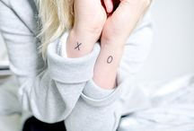 Tattoos : )