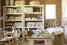 Dream Office Space / by Tracey Gombold Bell