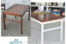 Refinishing Woodwork / by Amber Fox