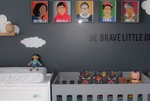 Baby Girl's Nursery Inspiration