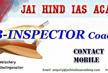Jai Hind IAS Academy / JAI HIND IAS ACADEMY is one of the reputed academies of its kind in South India that encompass a crew of well experienced, talented and passionate people who wants to join hands in building a bright and successful career for all the service minded aspirants.
