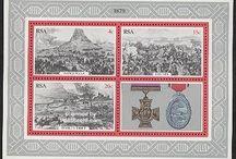 Militarism Stamps / Stamps with topic Militarism