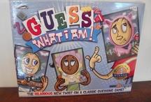 Fabulous Board Games! / by Easybee