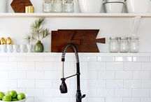Kitchens / A list of modern and stylish kitchens.  Most have a Scandinavian style or are minimalist in nature.