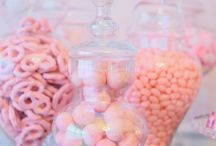 Pretty in Pink / Pink Gold Princess Party Ideas