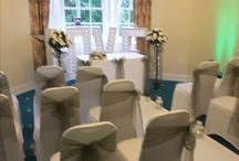 Annabel Room - Civil Ceremonies / The Annabel room is licensed to hold civil marriage ceremonies . It is tastefully decorated and restored to it's original condition. The Annabel room can accommodate up to 30 seated guests plus 10 standing.