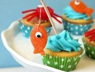 fête enfant poisson